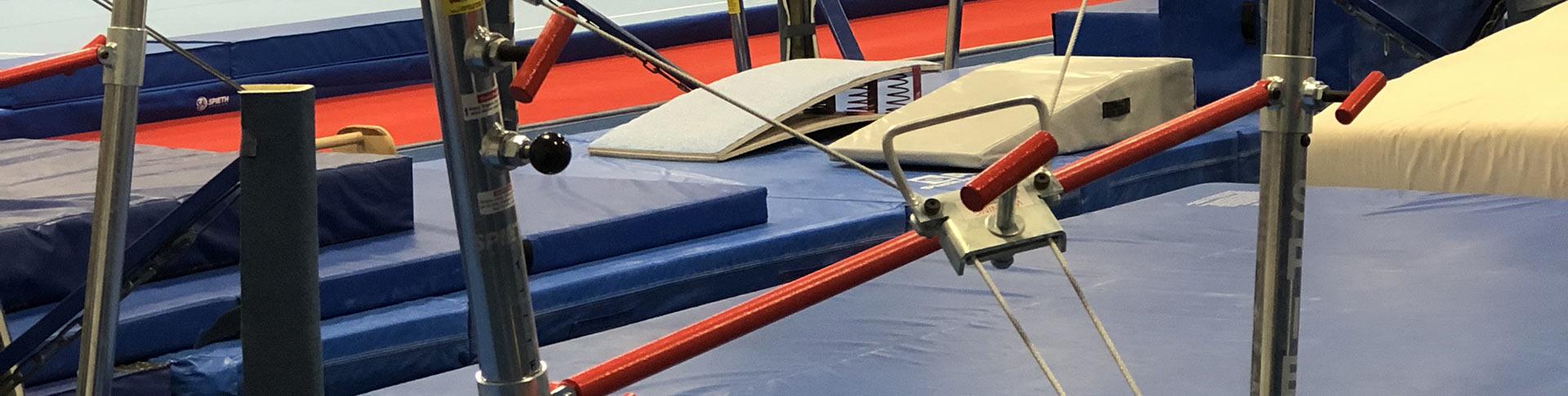 Gymnastics Equipment Inspections